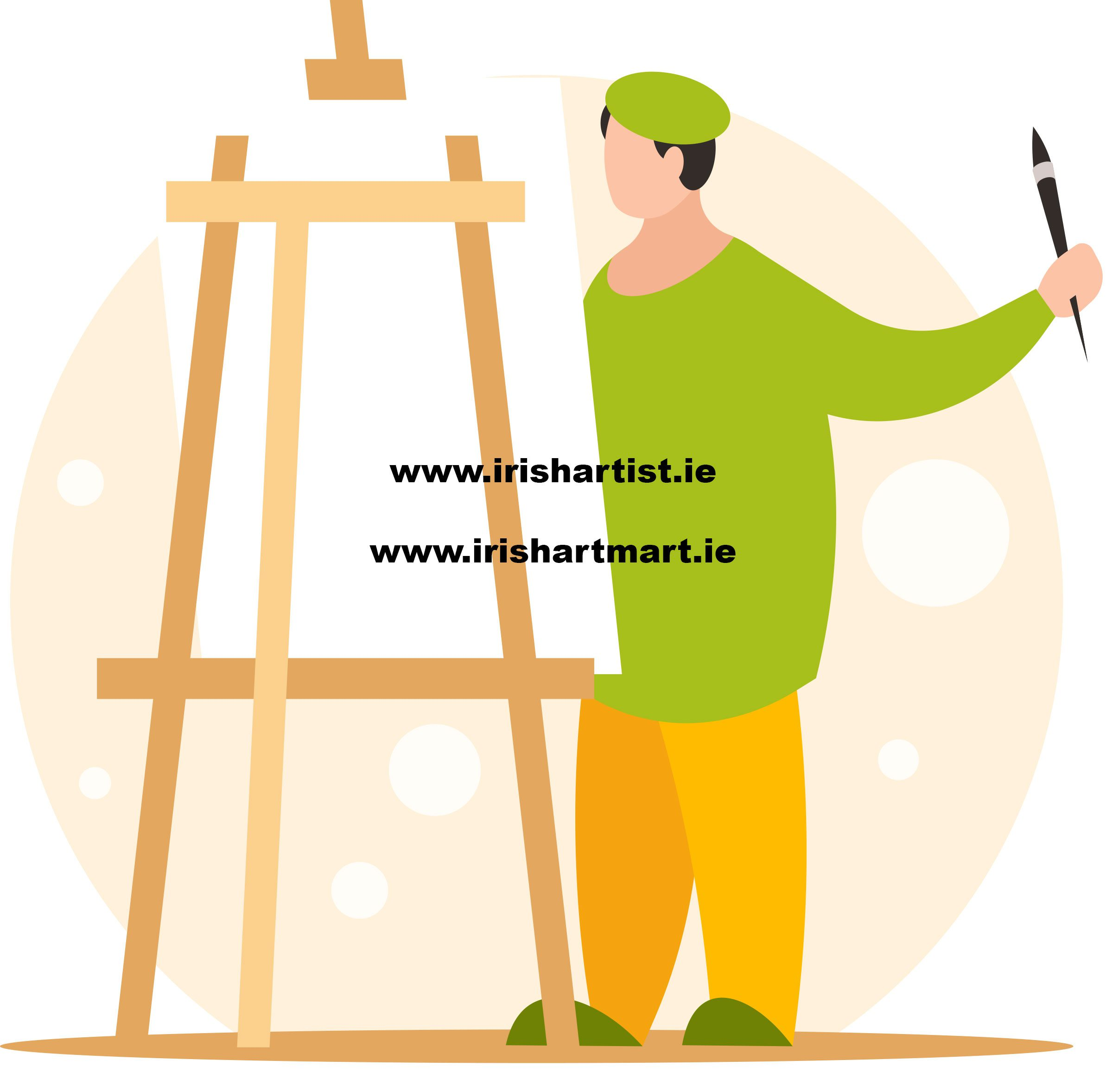 Irish  Artmart